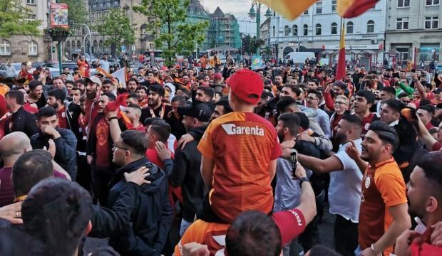 Münih polisinden Galatasaray taraftarına uyarı