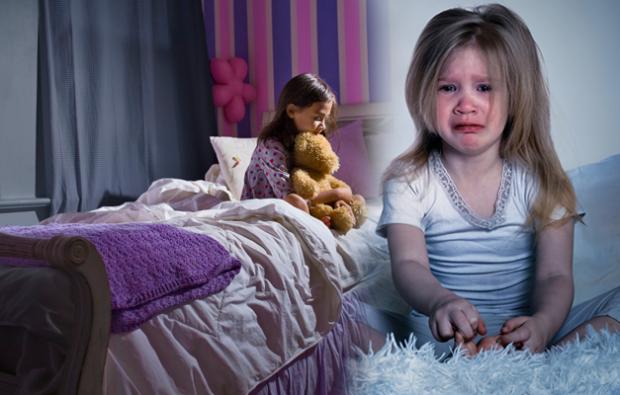 çocuklarda görülen uyku problemleri