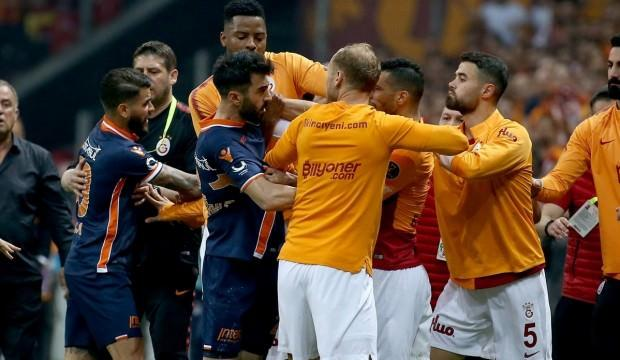 PFDK'dan G.Saray - Başakşehir maçı kararı