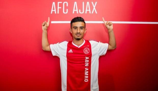 Ajax'tan genç Türk futbolcuya profesyonel sözleşme