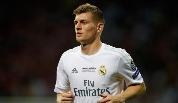 Real Madrid, Kroos'un sözleşmesini yeniledi