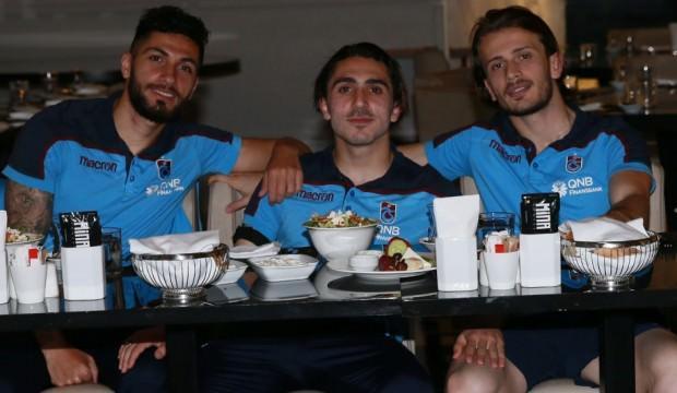 Trabzonspor iftarda buluştu