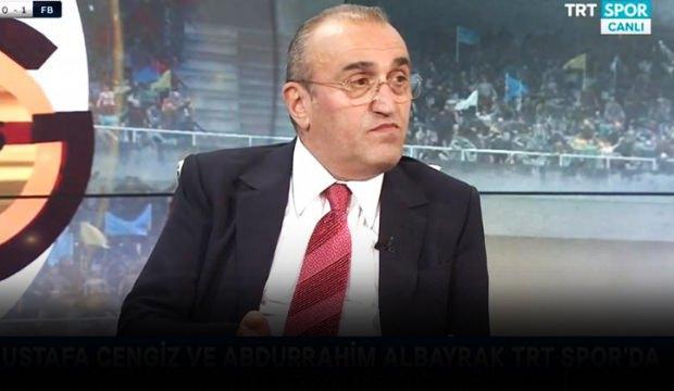 Türk futboluna müjde! 'Berat Albayrak ile görüştüm'
