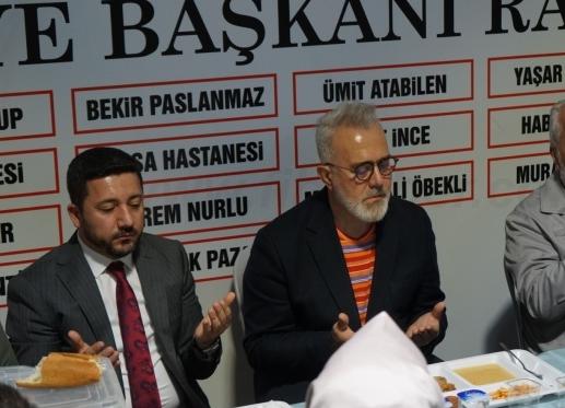 Nevşehir belediye başkanı arı ve bahadır yenişehirlioğlu