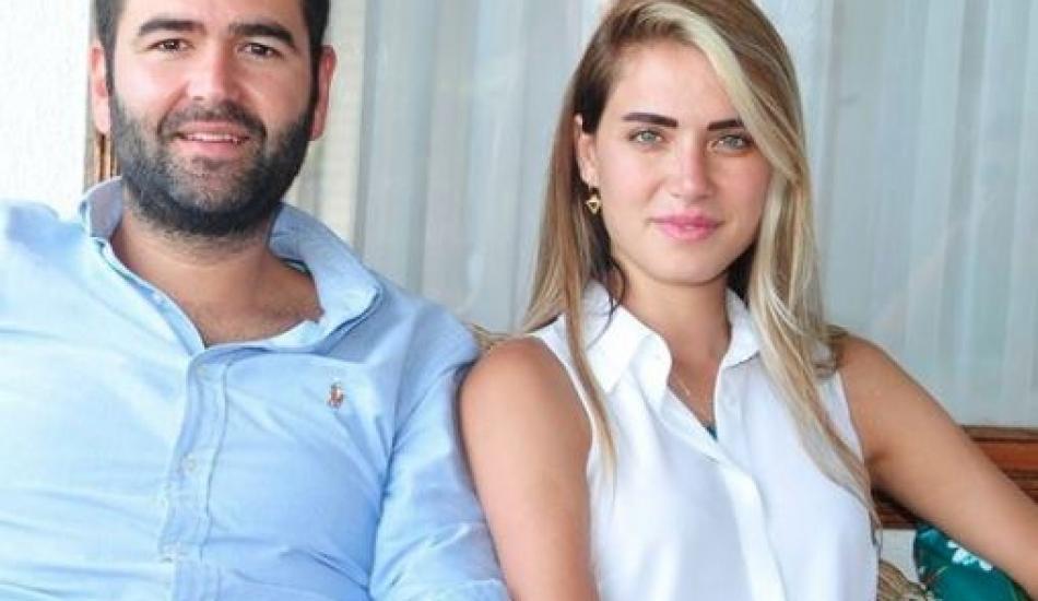 Ceyda Ateş ile Buğra Toplusoy çifti Miami'den düğün için geri geldi!