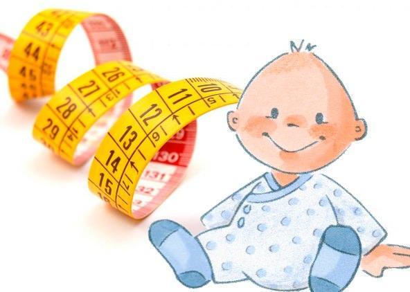bebeklerde baş ölçüm çevresi hesaplama