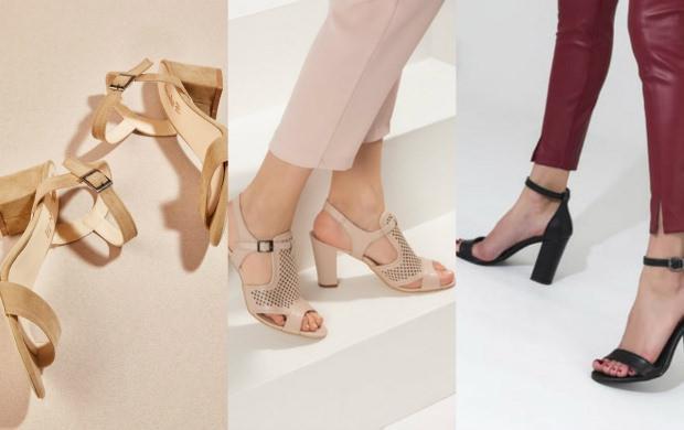 Trendyol topuklu ayakkabı modelleri