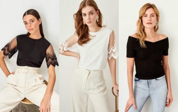 Trendyol bluz modelleri
