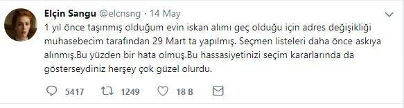 ELÇİN SANGU