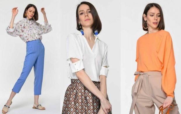 Roman bluz modelleri