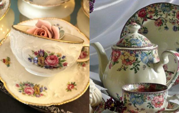 Çay fincanı modelleri
