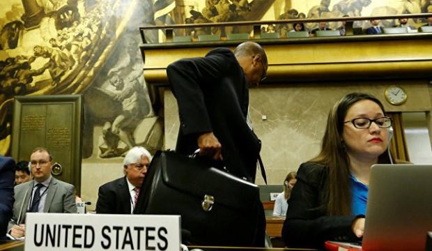 Venezuela başkan seçildi! ABD boykot etti