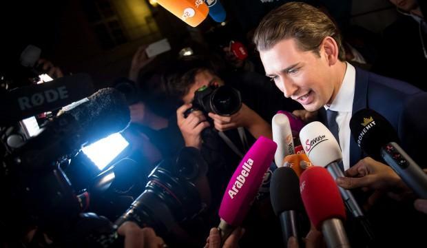 Avusturya'da hükümet düştü!