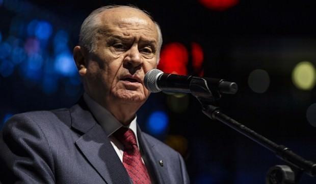 Bahçeli talimatı verdi! 50 il başkanı Ankara'da