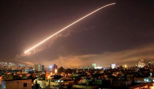 İsrail'den Suriye'ye saldırı!