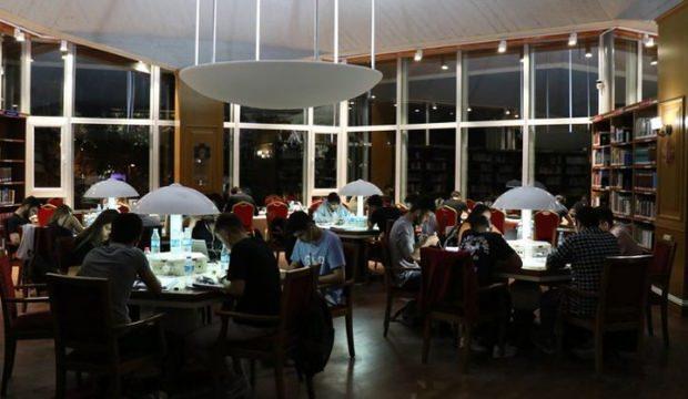 İstanbul'daki 4 kütüphane bayramda 24 saat açık!