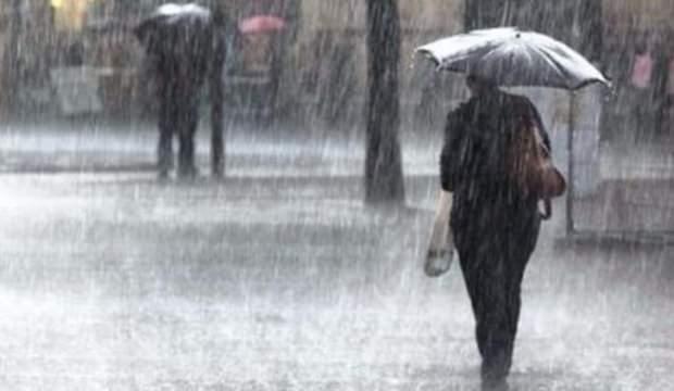 Meteoroloji'den Kastamonu için sağanak yağış uyarısı