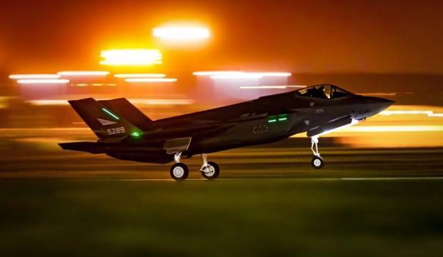 Bakan Akar'ın sözleri milat oldu!ABD'den Türkiye'ye karşı F-35 hamlesi