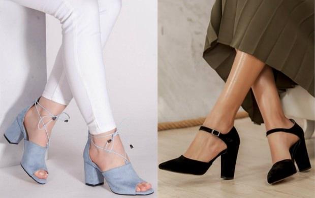 Yeni başlayanlar için topuklu ayakkabı