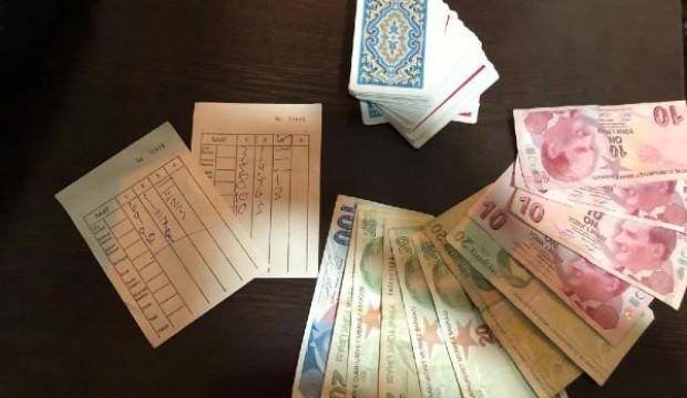 Zonguldak'ta kumar baskını