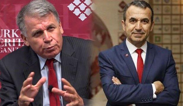 Eski Genelkurmay İstihbarat Dairesi Başkanı emekli Korgeneral İsmail Hakkı Pekin (solda) Strateji Uzmanı Emekli Tuğgeneral Dr. Naim Babüroğlu (sağda)