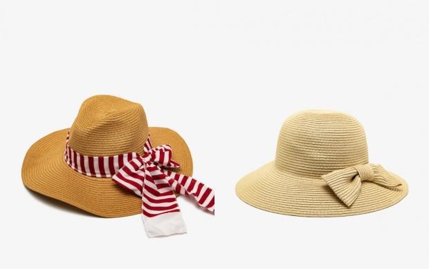 plaj şapkası modelleri