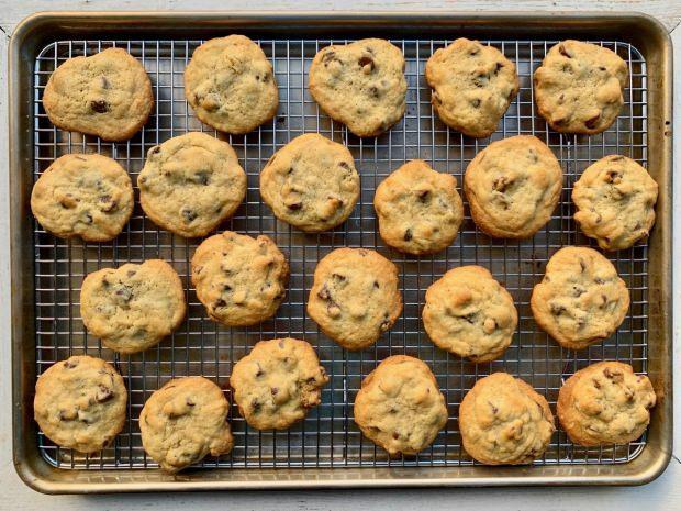 kurabiye pişmesi