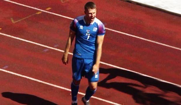 Rakibimiz İzlanda hata yapmadı!