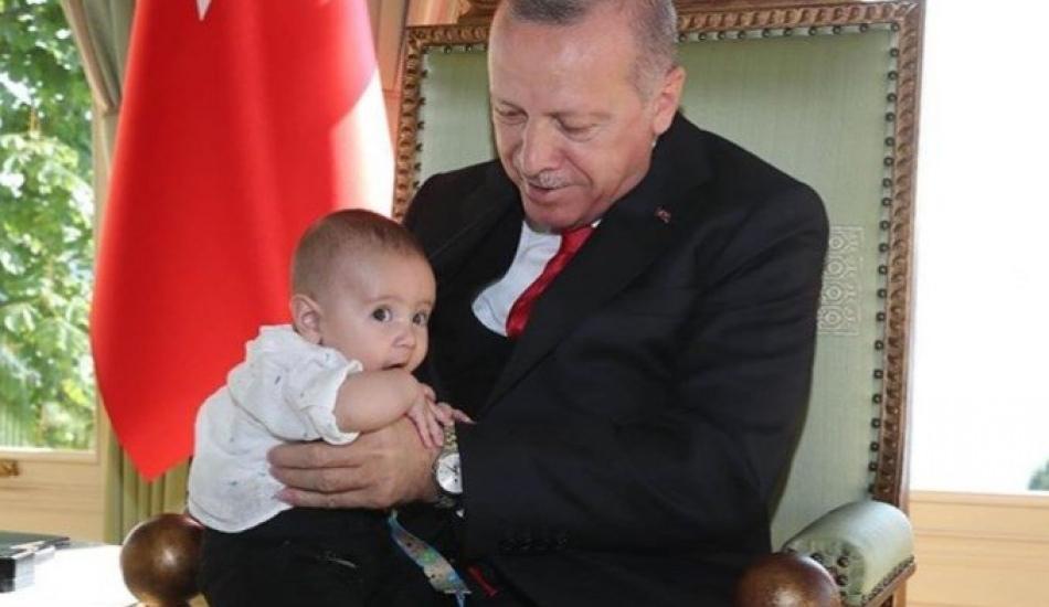 Alişan'dan Başkan Erdoğan'a bayram ziyareti