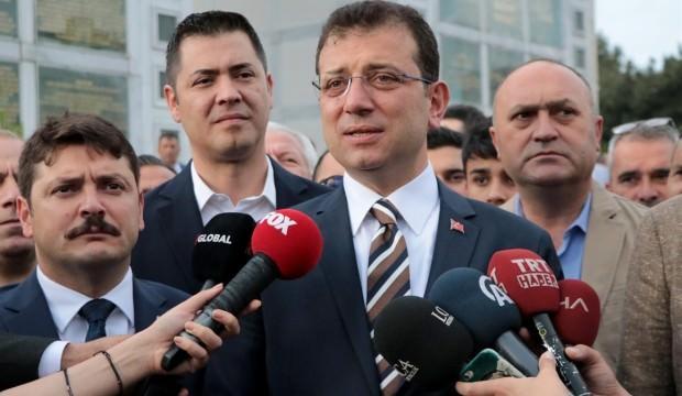 CHP adayı Ekrem İmamoğlu'na kötü haber!