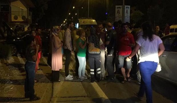 Hatay'da zincirleme trafik kazası: Yaralılar var