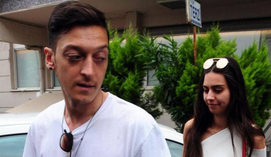 Mesut Özil ve Amine Gülşe'nin düğün bakımı