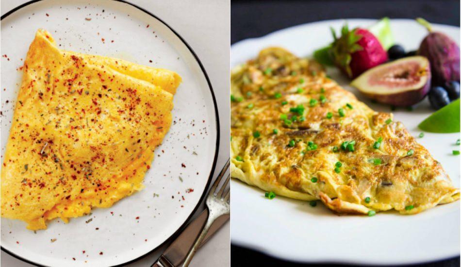 Omlet nasıl yapılır? Omlet yapmanın püf noktaları nelerdir? Omlet kaç kaloridir?