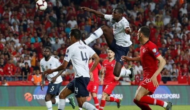 Paul Pogba'dan Türkiye maçı itirafı
