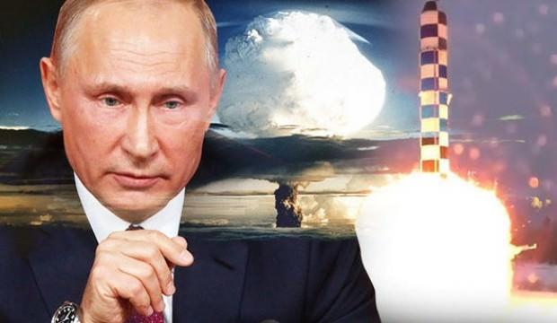 Putin açıkladı: Çekiliyoruz