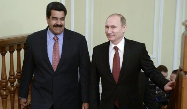 Rusya'dan Venezuela'ya açık çek: Siz yeter ki isteyin