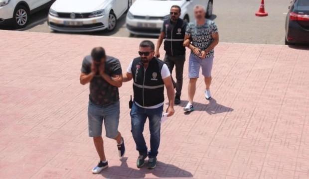 27 suçtan aranıyordu, Bodrum'da yakalandı