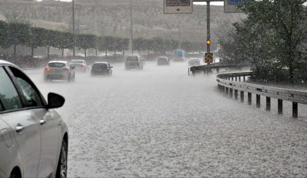 9 ile şiddetli yağış uyarısı: Sel ve su baskınları olabilir!