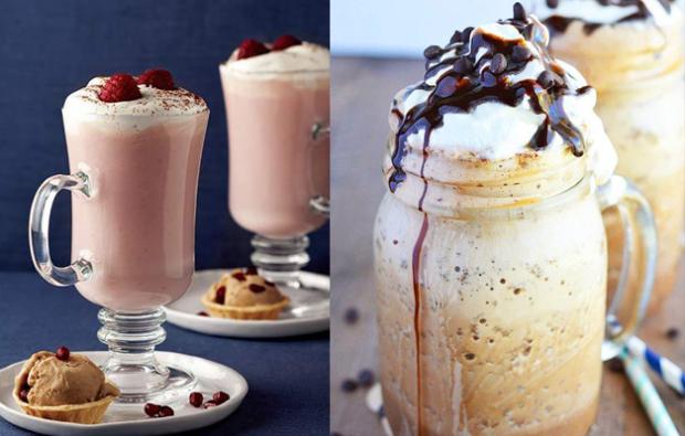 Kahvelerdeki kaloriler
