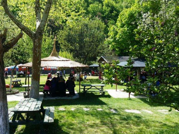 Polonez Garden Piknik Alanı
