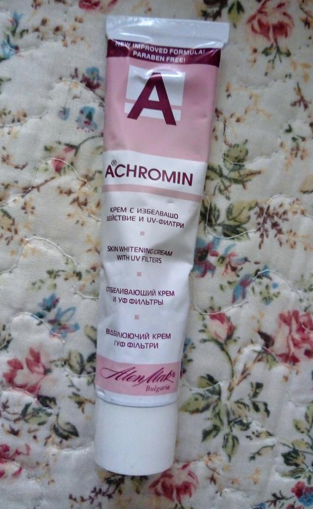 Achromin leke kremi ne işe yarar?