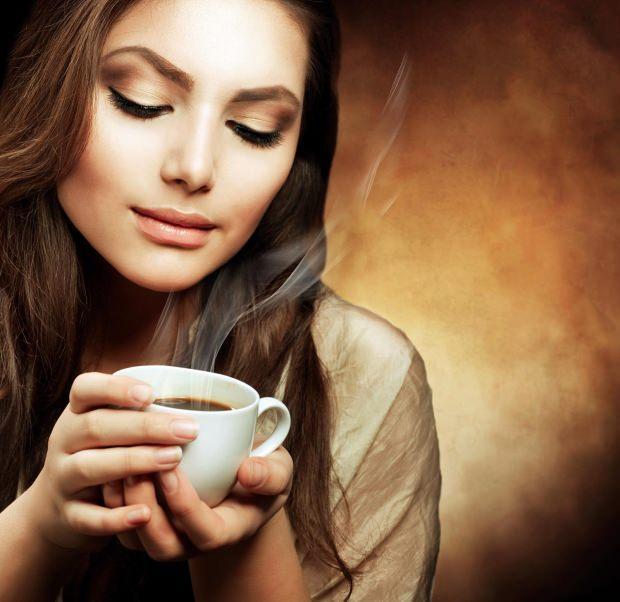 kahveyi susuz içmenin zararları