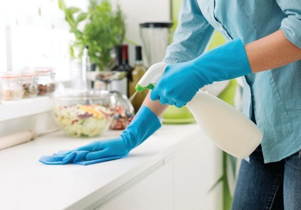 Mutfak temizliği