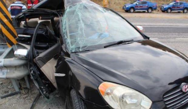 AK Partili isim kaza yaptı! Acı haber geldi