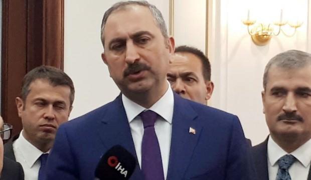 Bakan Gül'den ABD'deki toplantı sonrası sert açıklama