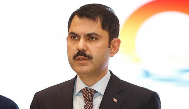 """Bakan Kurum'dan G20'de """"Türkiye'ye yatırım"""" çağrısı"""