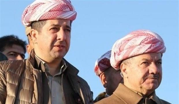 Barzani'nin oğluna kritik görev!