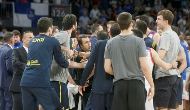 Fenerbahçe Beko'ya cezası daha