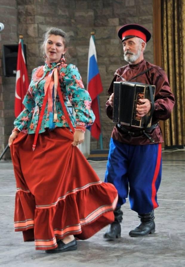 Rus Kazak Korosu, 2019 Türkiye-Rusya