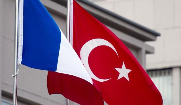 Fransa ile Türkiye arasında kritik gelişme